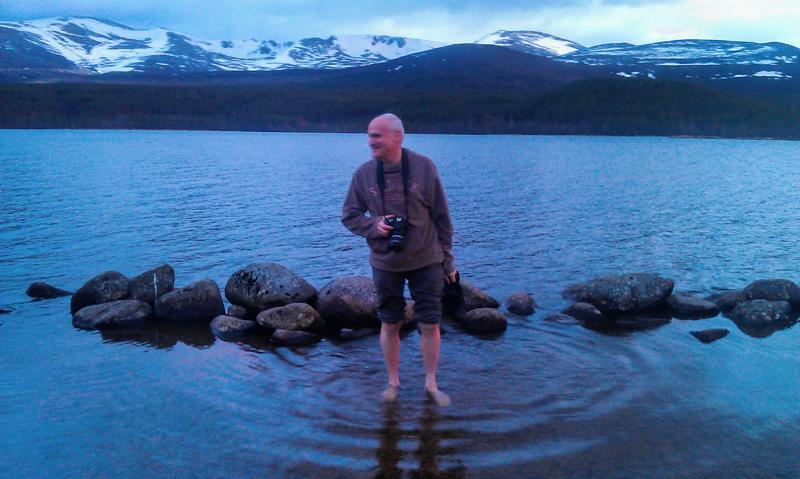 Neil Wakeling, Loch Morlich