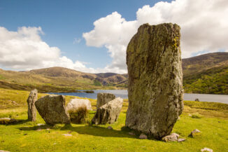 Uragh stone circle, Beara peninsula, Co. Kerry