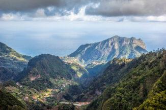 Balcoes View, Ribeiro Frio, Madeira, portugal